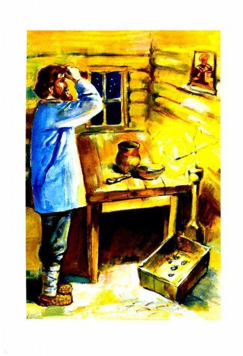 Иллюстрация 1 из 10 для Светлое Христово Воскресение. Пасхальное предание - Дмитрий Григорович   Лабиринт - книги. Источник: Лабиринт