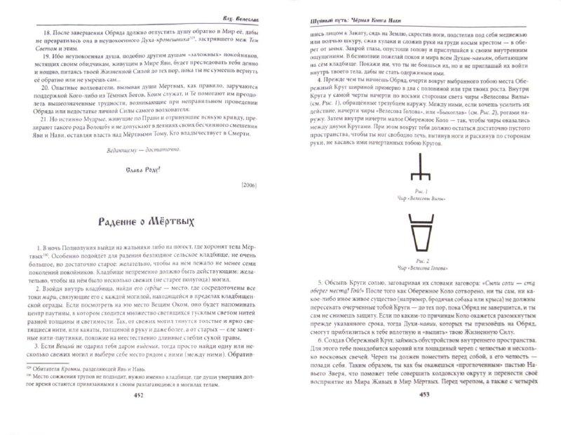 Иллюстрация 1 из 9 для Шуйный путь: Черная книга нави - Волхв Велеслав | Лабиринт - книги. Источник: Лабиринт