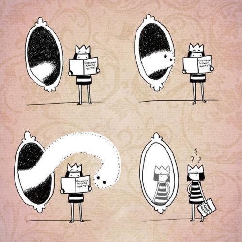 Иллюстрации к жила была принцесса
