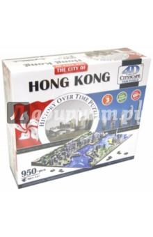 Настольная игра Гонконг. Пазл 950 деталей