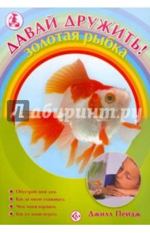 Золотая рыбкаАквариум. Террариум<br>В книге рассказывается о золотых рыбках: как за ними ухаживать, кормить, заботиться об их здоровье. Также здесь вы найдете много ценных советов по обустройству жилища вашего питомца, описаний лакомств и игрушек для него.<br>Книга написана живым, очень понятным и доступным языком, она будет интересна и полезна и самым юным любителям животных, и их родителям.<br>