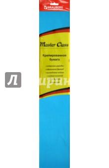 Бумага цветная поделочная, бирюза (124735) Brauberg