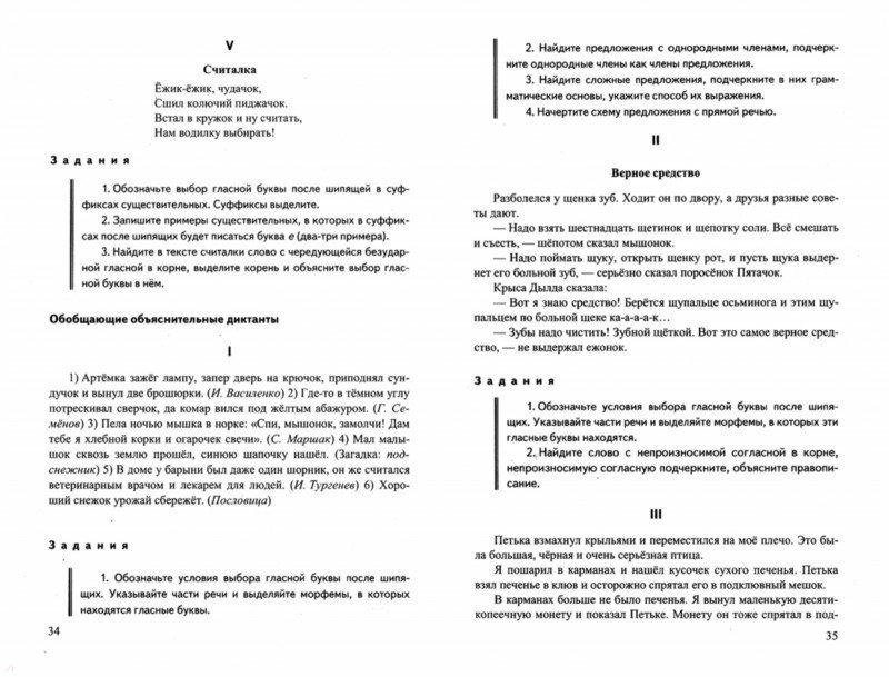Иллюстрация 1 из 6 для Диктанты и изложения по русскому языку. 6 класс. ФГОС - Никулина, Шульгина | Лабиринт - книги. Источник: Лабиринт