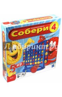 Настольная игра Собери 4 (08417H)