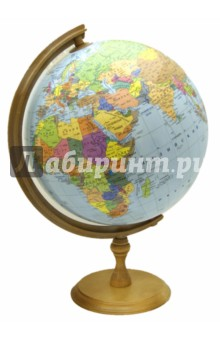 Глобус политический d=320мм (ZM320Р) Zachem