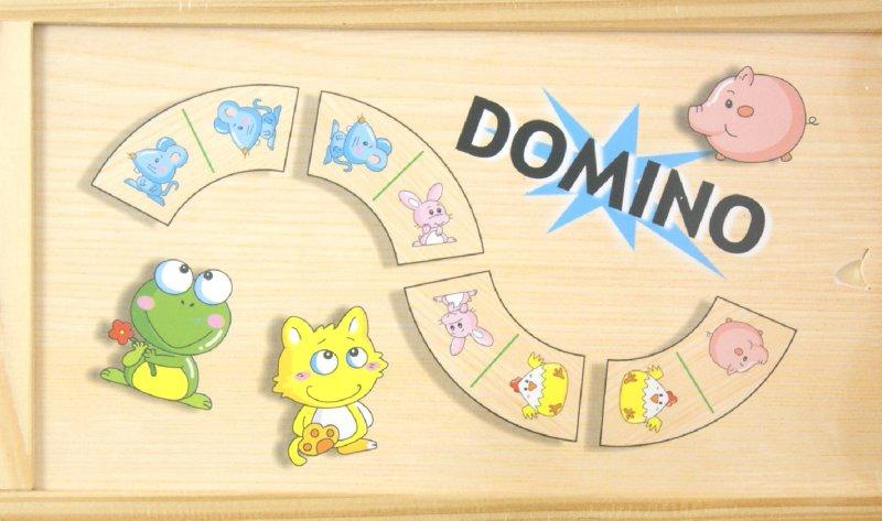 Иллюстрация 1 из 3 для Домино-змейка (6090S) | Лабиринт - игрушки. Источник: Лабиринт