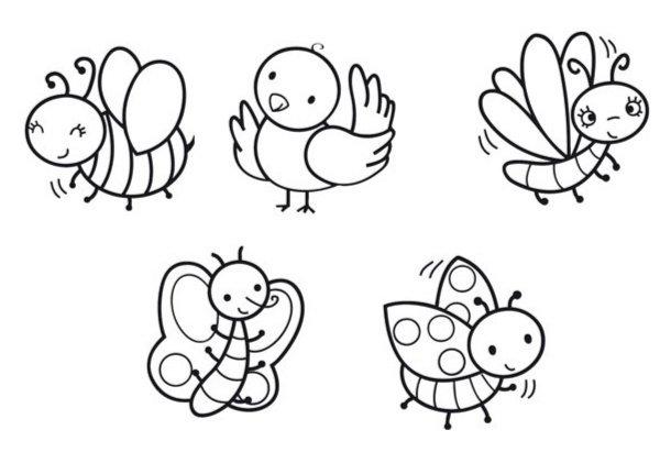 """Иллюстрация 1 из 2 для Бейби штамп """"В саду"""" (03804)   Лабиринт - игрушки. Источник: Лабиринт"""