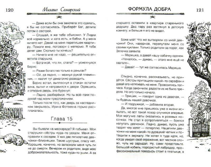 Иллюстрация 1 из 9 для Формула добра - Михаил Самарский | Лабиринт - книги. Источник: Лабиринт