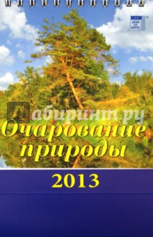 """Календарь 2013 """"Очарование природы"""" (10304)"""