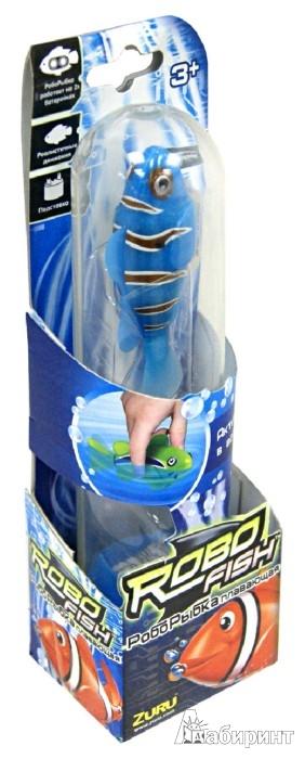 Иллюстрация 1 из 3 для РобоРыбка. Голубая рыбка Клоун (2501-3) | Лабиринт - игрушки. Источник: Лабиринт
