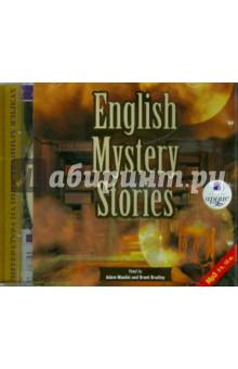 Английские остросюжетные истории. Английский язык (CDmp3)Аудиокурсы. Английский язык<br>Общее время звучания: 3 часа 12 мин.<br>Формат: MPEG-I Layer-3 (mp3), 192 Kbps, 44.1 kHz, mono<br>Читает: Adam Muskin Brent Bradley <br>Носитель: 1 CD<br>Mystery (англ.) - тайна, загадка, головоломка; литературное произведение с захватывающим сюжетом и элементами мистики (детективный роман, рассказ).<br>Детективы легко узнаваемы по романтической заостренности событий и характеров, увлекательности интеллектуальной игры. Они основаны на убеждении в силе разума и утверждают торжество правопорядка над злом. <br>Адам Маскин и Брент Бредли - молодые американские актеры, прекрасно владеющие классическим английским языком.<br>В сборник включены рассказы:<br>Charles Dickens. - Three Detective Anecdotes<br>Wilkie Collins. - The Biter Bit<br>Rodrigues Ottolengui. - A Singular Abduction<br>Baroness Orczy. - The Bag of Sand<br>
