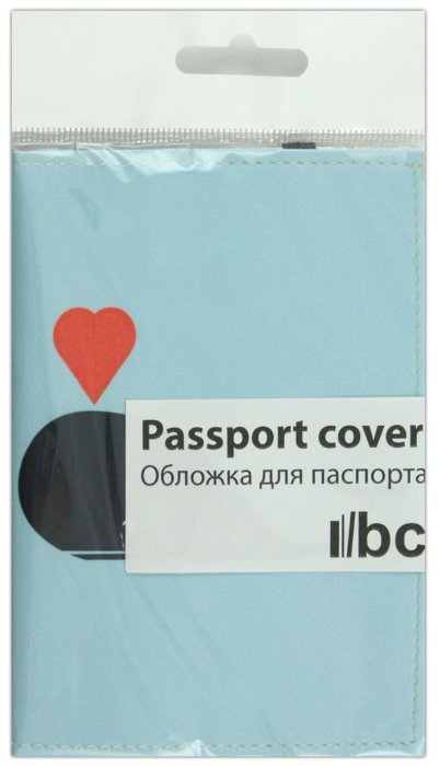 Иллюстрация 1 из 3 для Обложка для паспорта (Ps 7.6.11) | Лабиринт - канцтовы. Источник: Лабиринт