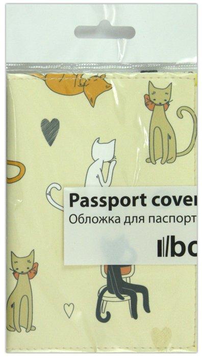 Иллюстрация 1 из 3 для Обложка для паспорта (Ps 7.6.13)   Лабиринт - канцтовы. Источник: Лабиринт