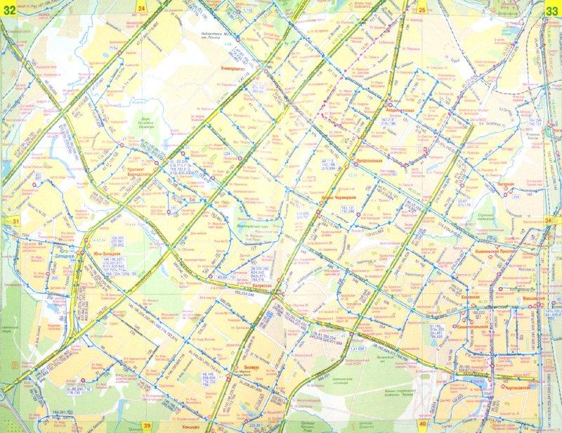 Иллюстрация 1 из 7 для Москва. Городской транспорт. Атлас | Лабиринт - книги. Источник: Лабиринт