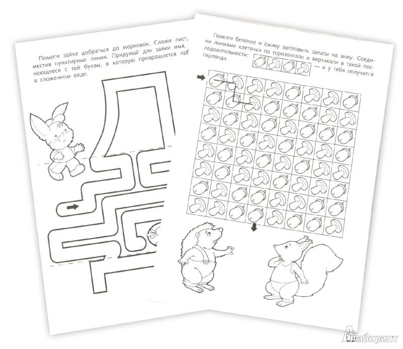 """Иллюстрация 1 к книге  """"Логика.  Лабиринты и схемы """", фотография, изображение, картинка."""