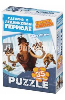 """Пазл-35 МИНИ """"Континентальный дрейф"""" (400201)"""