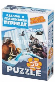 """Пазл-35 МИНИ """"Континентальный дрейф"""" (400205)"""