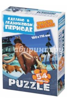 """Пазл-54 МИНИ """"Континентальный дрейф"""" (400217)"""