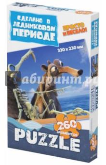 """Пазл-260 """"Континентальный Дрейф"""" (400253)"""