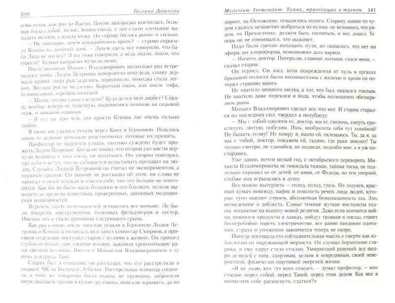 Иллюстрация 1 из 4 для Источник счастья. Misterium Tremendum. Тайна, приводящая в трепет. Небо над бездной - Полина Дашкова | Лабиринт - книги. Источник: Лабиринт
