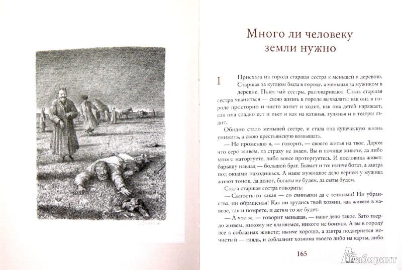 Иллюстрация 1 из 38 для Чем люди живы. Народные рассказы - Лев Толстой   Лабиринт - книги. Источник: Лабиринт