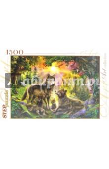 "Step Puzzle-1500 ""Волки"" (83046)"