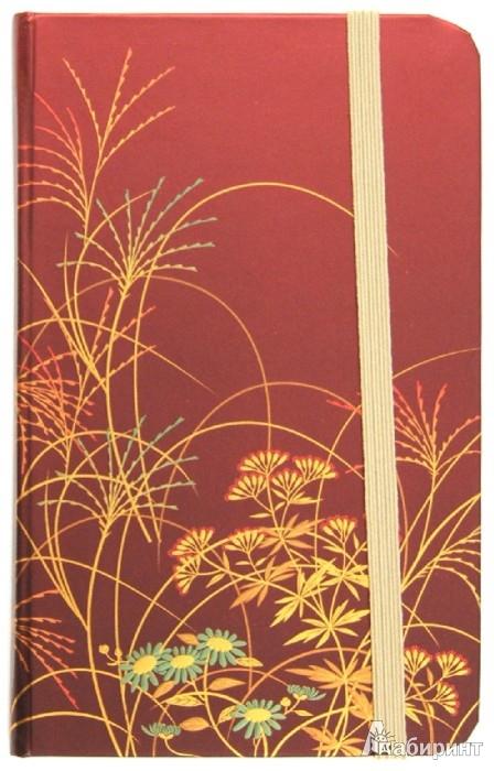 """Иллюстрация 1 из 2 для Блокнот Мини, 80 листов """"Японский стиль"""", 140х88 мм (БР8023)   Лабиринт - канцтовы. Источник: Лабиринт"""