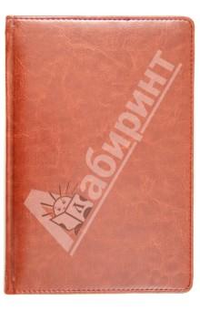 """Книга для записей 96 листов, линейка """"Classic"""", А5, темно-коричневый (59614)"""