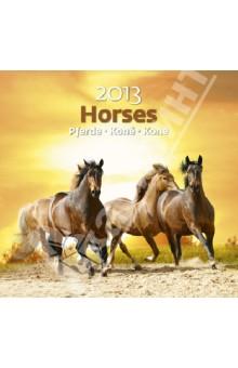 Календарь 2013. Horses/Лошади