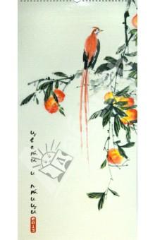"Календарь 2013. ""Цветы и птицы"""
