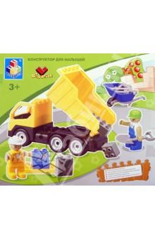 """Конструктор Big Brick """"Строители"""" 17 деталей (Т53535)"""