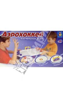 """Игра настольная """"Аэрохоккей"""" с флипперами (Т51786)"""