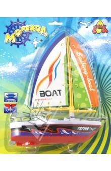 Лодка на батарейках (Т80207)