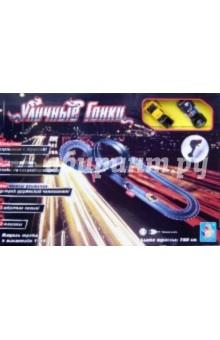 """Автотрек """"Уличные гонки"""" 780 см (1 петля, пульт, 2 машинки) (Т54556)"""