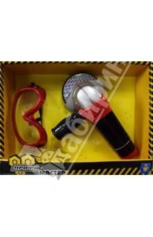 Шлифовальная машина со звуковыми и световыми эффектами. С защитными очками (Т52185)