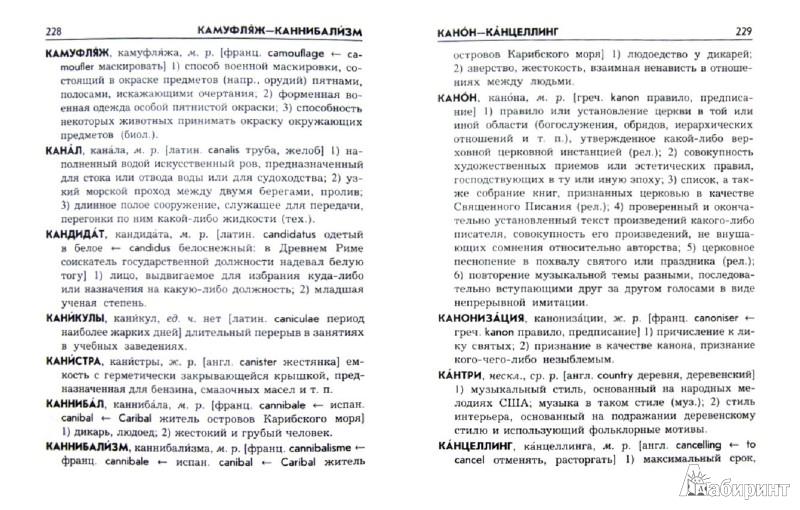 Иллюстрация 1 из 2 для Новейший школьный словарь иностранных слов | Лабиринт - книги. Источник: Лабиринт