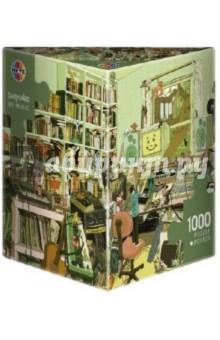 "Puzzle-1000 ""Моя музыка"", Kozyndan + Poster (29338) Heye"