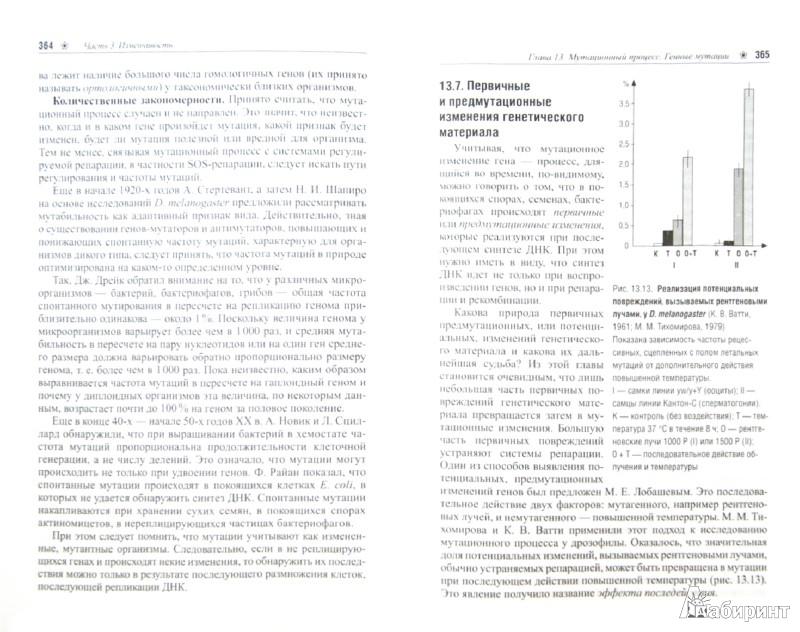 Иллюстрация 1 из 5 для Генетика с основами селекции - Сергей Инге-Вечтомов | Лабиринт - книги. Источник: Лабиринт