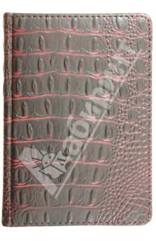 """Ежедневник датированный """"Аллигатор"""" В6, бордо (25635)"""