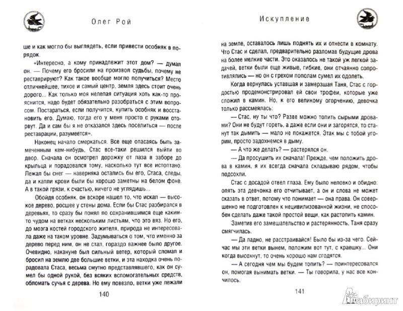 Иллюстрация 1 из 7 для Искупление - Олег Рой | Лабиринт - книги. Источник: Лабиринт