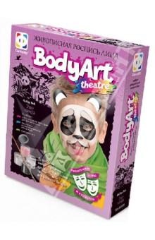 Боди-Арт Набор №6 Ушу панда (500006)