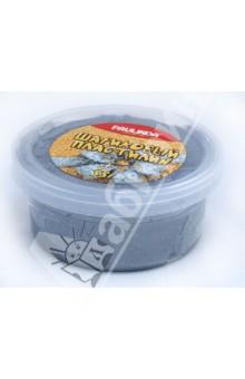 Пластилин шариковый мелкозернистый, металик (072582)