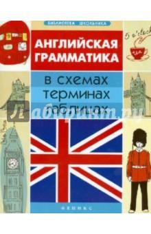 Английская грамматика в схемах, терминах, таблицах