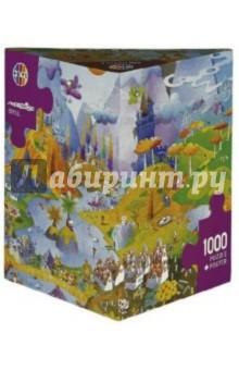 """Puzzle-1000 """"�������"""", Mordillo + Poster (29230) Heye"""