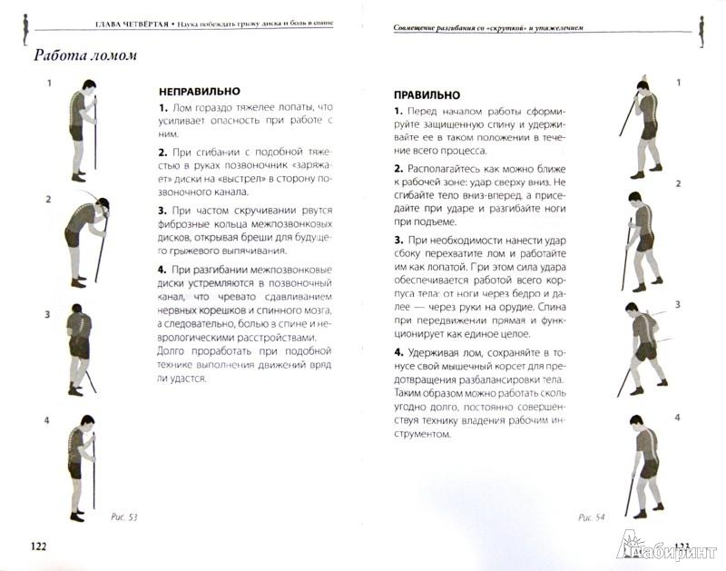 Иллюстрация 1 из 10 для Радикулиту - нет. Два золотых правила защиты спины Доктора Некрасова - Андрей Некрасов   Лабиринт - книги. Источник: Лабиринт