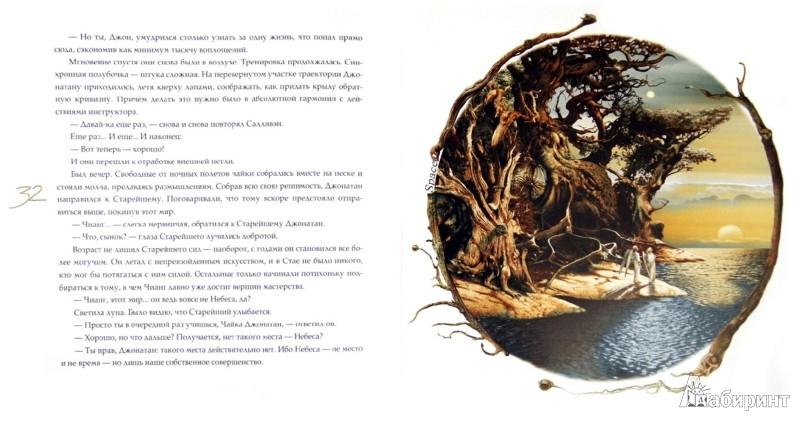 Иллюстрация 1 из 28 для Чайка Джонатан Ливингстон - Ричард Бах   Лабиринт - книги. Источник: Лабиринт