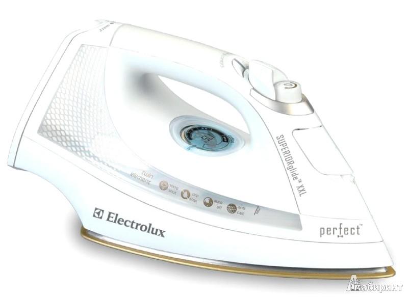 Иллюстрация 1 из 5 для Утюг ELECTROLUX (6290) | Лабиринт - игрушки. Источник: Лабиринт