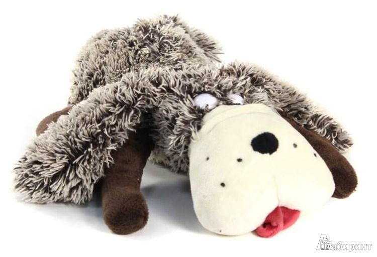 Иллюстрация 1 из 2 для Мягкая игрушка. Маленькая собака - 25 см (12221) | Лабиринт - игрушки. Источник: Лабиринт