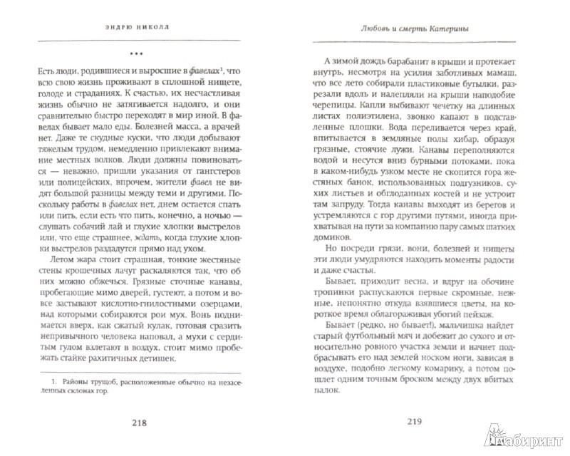Иллюстрация 1 из 7 для Любовь и смерть Катерины - Эндрю Николл   Лабиринт - книги. Источник: Лабиринт