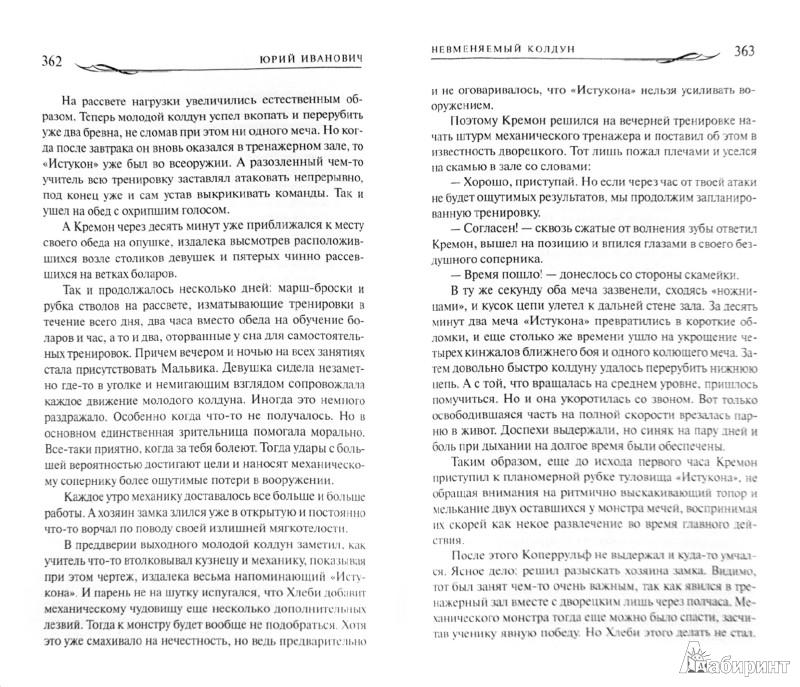 Иллюстрация 1 из 6 для Невменяемый колдун - Юрий Иванович   Лабиринт - книги. Источник: Лабиринт